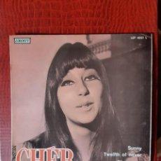 Discos de vinilo: CHER - SUNNY EP. Lote 222428987