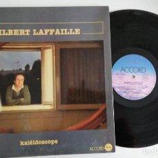 """Discos de vinilo: ANTIGUO VINILO / OLD VINYL: GILBERT LAFFAILLE """"KALÉIDOSCOPE"""" (LP 1980). Lote 222429008"""