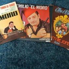 Discos de vinilo: LOTE DE 71 SINGLES Y LP AÑOS 50 A 80. Lote 222429017