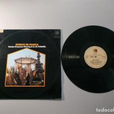Discos de vinilo: 1010- KIOSCO DE MUSICA ORQUESTA MUNICIPAL CORUÑA LP VIN POR VG DIS VG+. Lote 222429815