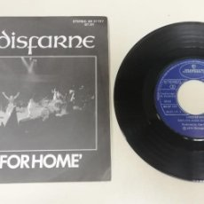 "Discos de vinilo: 1020- LINDISFARNE RUN FOR HOME - VIN 7"" POR VG DIS NM. Lote 222431096"