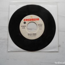 Discos de vinilo: SILVIA MORA* ?– IF ONLY I KNEW / FOOL SINGLE 1975 USA VG. Lote 222432250