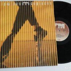 Discos de vinilo: ANTIGUO VINILO / OLD VINYL: PHILIP GLASS : DANCE PIECES (LP 1987). Lote 222432352