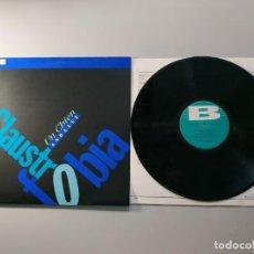 Discos de vinilo: 1010- CLAUSTROFOBIA UN CHIEN ANDALUZ ES 1989 LP VIN POR VG+ DIS VG+. Lote 222432477
