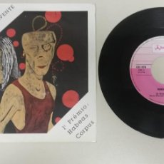 "Discos de vinilo: 1020- HABEAS CORPUS FESTIVAL POP ROCK 1 PREMIO - VIN 7"" POR VG DIS VG+. Lote 222433092"