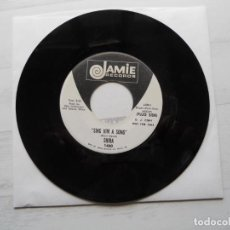 Discos de vinilo: SHIRA (9) ?– SING HIM A SONG / KRISHNA SINGLE 1972 USA EX PROMO. Lote 222433243