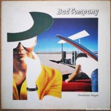 Discos de vinilo: BAD COMPANY - DESOLATION ANGELS. Lote 222436231