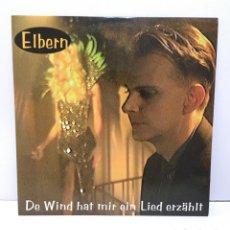 Discos de vinilo: ELBERN ?– DER WIND HAT MIR EIN LIED ERZÄHLT - 1995. Lote 222436958