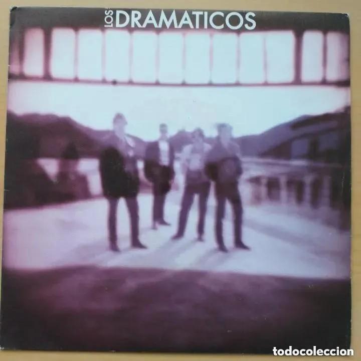 DRAMATICOS - VAMOS ALLA (SG) 1990 (Música - Discos - Singles Vinilo - Grupos Españoles de los 90 a la actualidad)