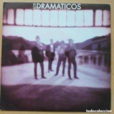 Discos de vinilo: DRAMATICOS - VAMOS ALLA (SG) 1990. Lote 222437020