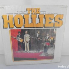 Discos de vinilo: THE HOLLIES. BUS STOP. LP VINILO. DISCOGRAFIA CRYSTAL. EMI. VER FOTOGRAFIAS ADJUNTAS. Lote 222437052