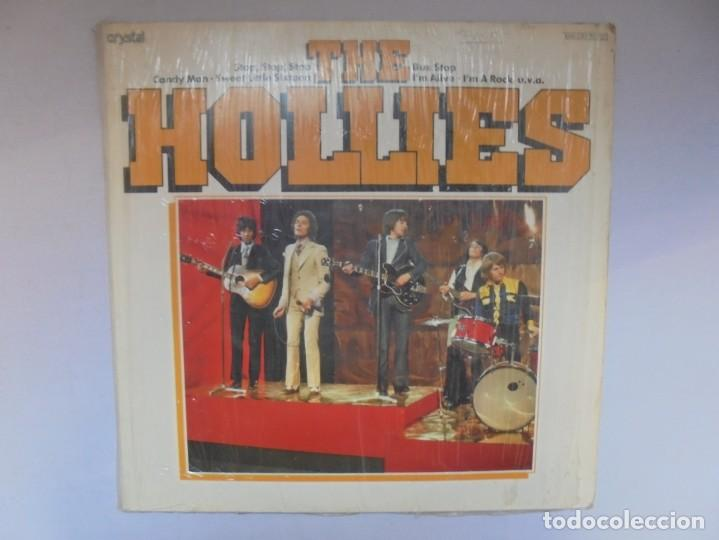 Discos de vinilo: THE HOLLIES. BUS STOP. LP VINILO. DISCOGRAFIA CRYSTAL. EMI. VER FOTOGRAFIAS ADJUNTAS - Foto 2 - 222437052