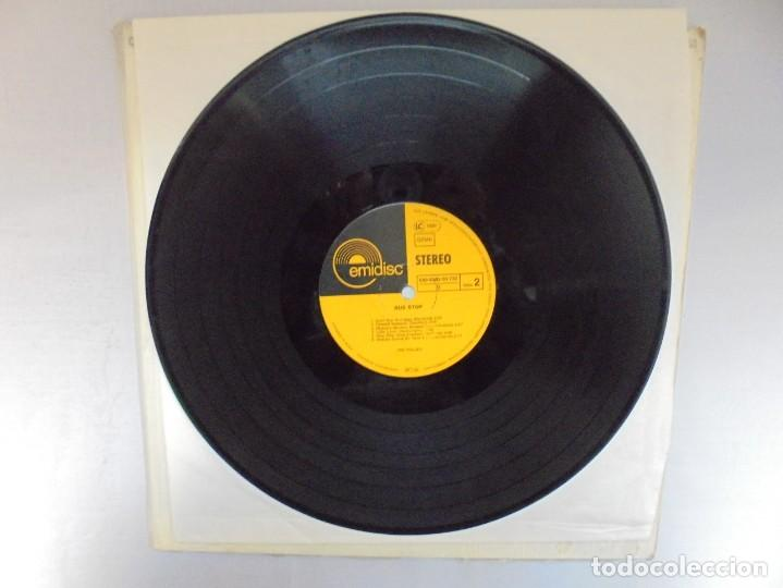 Discos de vinilo: THE HOLLIES. BUS STOP. LP VINILO. DISCOGRAFIA CRYSTAL. EMI. VER FOTOGRAFIAS ADJUNTAS - Foto 5 - 222437052