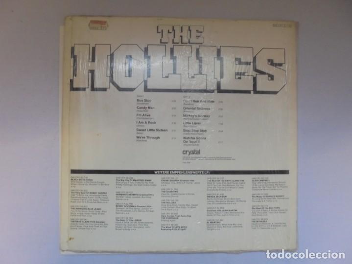 Discos de vinilo: THE HOLLIES. BUS STOP. LP VINILO. DISCOGRAFIA CRYSTAL. EMI. VER FOTOGRAFIAS ADJUNTAS - Foto 8 - 222437052