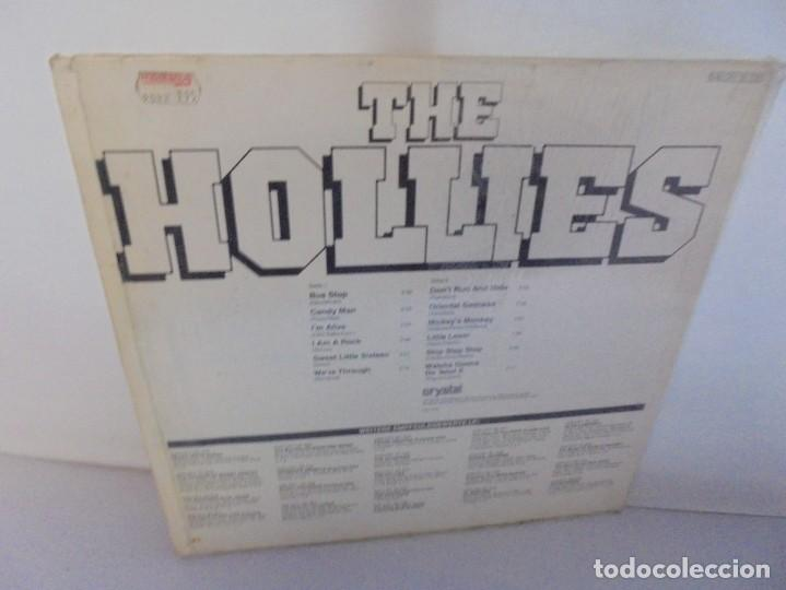 Discos de vinilo: THE HOLLIES. BUS STOP. LP VINILO. DISCOGRAFIA CRYSTAL. EMI. VER FOTOGRAFIAS ADJUNTAS - Foto 9 - 222437052