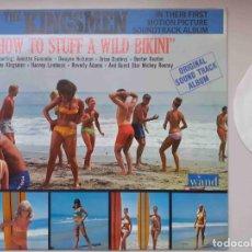 Disques de vinyle: LOTE THE KINGSMEN 3 LPS EDICIONES USA ORIGINALES. Lote 222438440