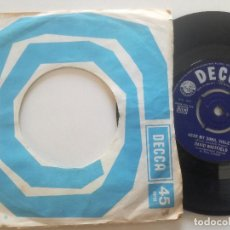 Discos de vinilo: DAVID WHITFIELD - I BELIEVE - SINGLE UK DECCA 1960. Lote 222444428