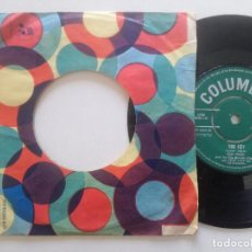 Discos de vinilo: KEN DODD - THE KEY - SINGLE COLUMBIA UK 1962. Lote 222444701
