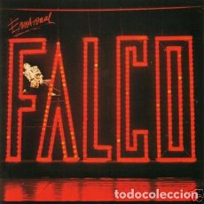 Discos de vinilo: FALCO – EMOTIONAL LP SPAIN 1986. Lote 222444897