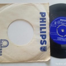 Discos de vinilo: RONNIE CARROLL - THE WONDER OF YOU - SINGLE UK PHILIPS 1959. Lote 222444938