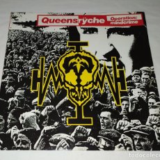 Discos de vinilo: LP QUEENSRYCHE - OPERATION: MINDCRIME. Lote 222445035