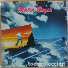 Discos de vinilo: MATIA BAZAR – EL TIEMPO DEL SOL - LP SPAIN 1980. Lote 222446785