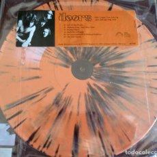 Discos de vinilo: THE DOORS - PBS CRITIQUE NEW YORK CITY 1969 FM BROADCAST - LP PICTURE. Lote 222450003