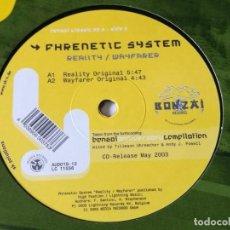 Discos de vinilo: VARIOUS - BONZAI CLASSIC EP 3 - 2003. Lote 222454545