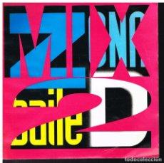 Discos de vinilo: ZONA DE BAILE, MIX 2 - SINGLE 1992. Lote 222455790