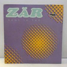 Discos de vinilo: ZÄR – HOME TO YOU - 1995. Lote 222456833