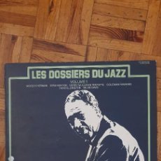 Discos de vinilo: LES DOSSIERS DU JAZZ VOLUME 1 - INTRODUCTION TO CAPITOL JAZZ CLASSICS SELLO: MUSIC FOR PLEASURE ?– 2. Lote 222460220