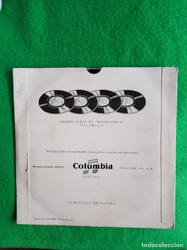 Discos de vinilo: JAZZ LOUIS ARMSTRONG EP COLUMBIA EXCELENTE ESTADO OPORTUNIDAD COLECCIONISTAS - Foto 2 - 222462881
