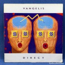 Discos de vinilo: LP - VINILO VANGELIS - DIRECT - ESPAÑA - AÑO 1988. Lote 222467731