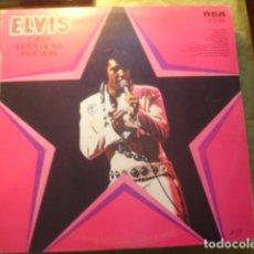 Discos de vinilo: ELVIS PRESLEY ELVIS CANTA EXITOS DE SUS PELÍCULAS. Lote 222471096
