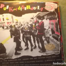 Discos de vinilo: PUNK AND DISORDERLY - FURTHER CHARGES. Lote 222478527