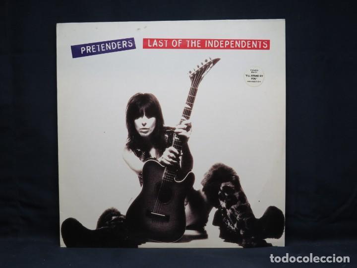 PRETENDERS - LAS OF THE INDEPENDENTS - LP (Música - Discos - LP Vinilo - Pop - Rock - New Wave Extranjero de los 80)