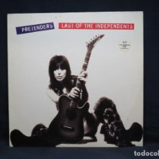 Discos de vinilo: PRETENDERS - LAS OF THE INDEPENDENTS - LP. Lote 222478688