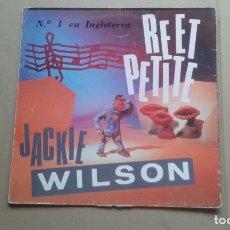 Discos de vinilo: JACKIE WILSON - REET PETITE MAXI SINGLE 1987. Lote 222480362