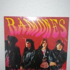 Discos de vinilo: LP RAMONES - MONDO BIZARRO (LP, ALBUM), UK 1992. Lote 222484468