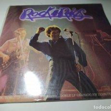 Discos de vinilo: LP - MIGUEL RÍOS – ROCK & RÍOS - 2LP - 26 79 090 ( VG+ / VG+) SPAIN 1982. Lote 222485628