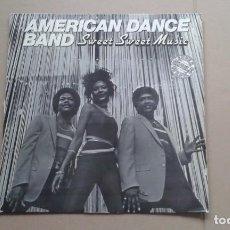 Discos de vinilo: AMERICAN DANCE BAND - SWEET SWEET MUSIC MAXI SINGLE 1983 EDICION ESPAÑOLA. Lote 222485830