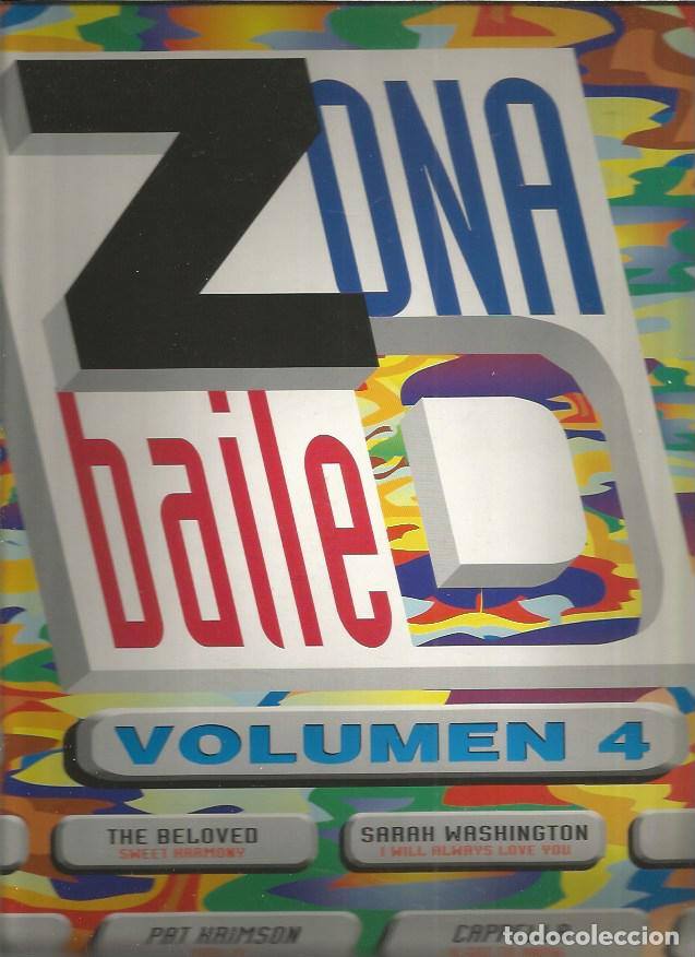 ZONA D BAILE VOLUMEN 4 (Música - Discos - LP Vinilo - Techno, Trance y House)