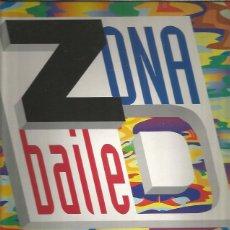 Discos de vinilo: ZONA D BAILE VOLUMEN 4. Lote 222490218