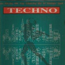 Discos de vinilo: TECHNO CIUDAD 2. Lote 222490433