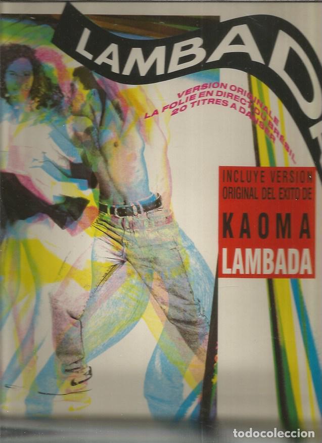 LAMBADA VARIOS (Música - Discos - LP Vinilo - Techno, Trance y House)