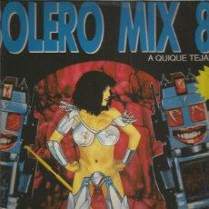 Discos de vinilo: BOLERO MIX 8. Lote 222491565