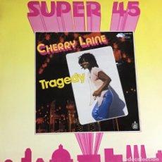 Discos de vinilo: CHERRY LAINE - TRAGEDY. Lote 222494080
