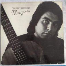 Discos de vinilo: MANZANITA - POCO RUIDO Y MUCHO DUENDE (LP, GAT) (CBS) S 83188 (1978/ES). Lote 222494382
