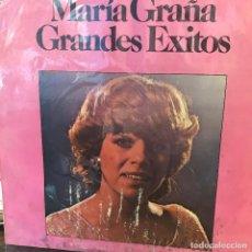 Discos de vinilo: LP ARGENTINO Y RECOPILATORIO DE MARÍA GRAÑA AÑO 1986. Lote 222501442