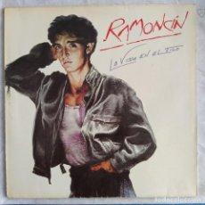 Discos de vinilo: RAMONCÍN - LA VIDA EN EL FILO (LP, ALBUM) (1986, ES). Lote 222501732